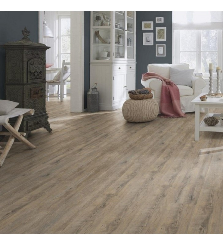 Виниловый пол Wineo 400 DB Wood Embrace Oak Grey