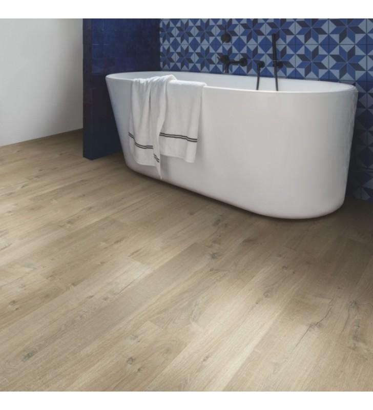 Ламинат Quick-Step Impressive  IM3557 Дуб мягкий коричневый