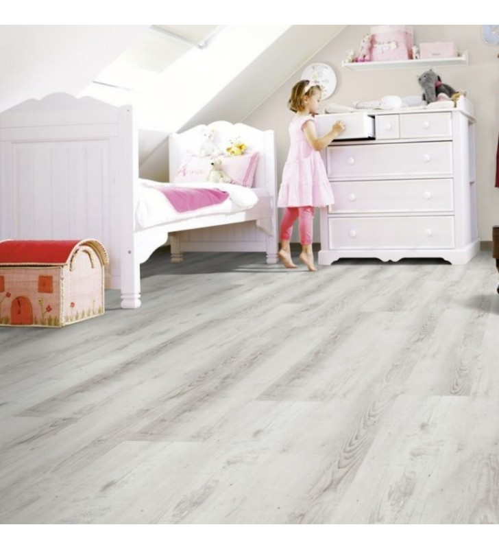 Виниловый пол Wineo 400 DB Wood Moonlight Pine Pale