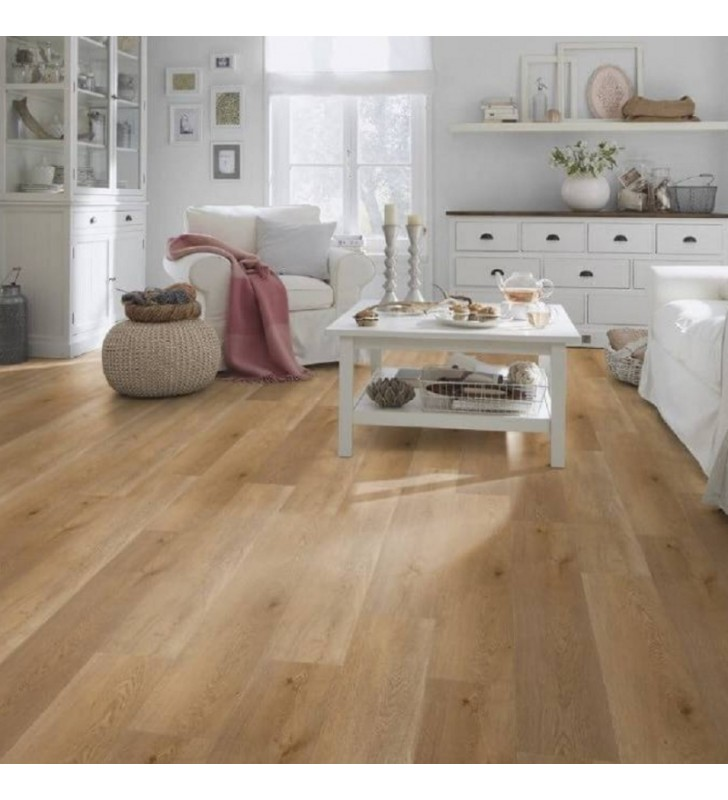Виниловый пол Wineo 400 DB Wood Eternity Oak Brown