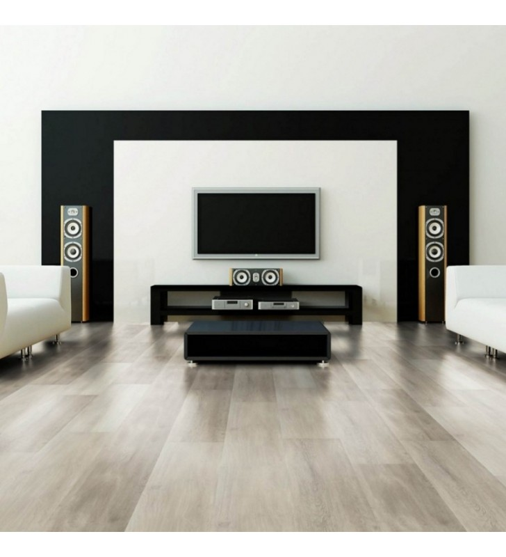 Виниловый пол Wineo 400 DB Wood Eternity Oak Grey