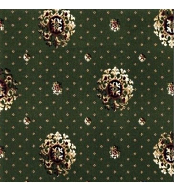 Ковровое покрытие Balta London (Wiltax) Зелений