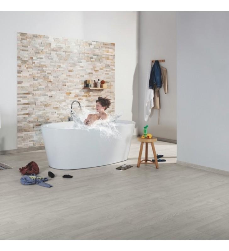 Ламинат Quick-Step Impressive IM3560 Патіна класичний сірий дуб