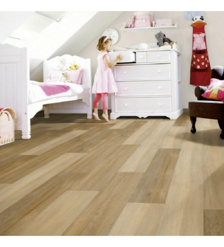 Виниловый пол Wineo 400 DLC Wood Eternity Oak Brown